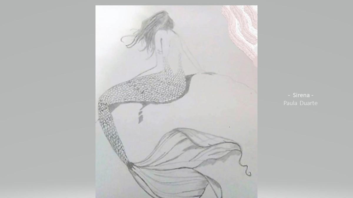 Sirena- Paula Duarte